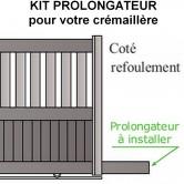 KIT Prolongateur de crémaillère